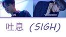 [Color Coded Lyrics] JUS2 - 吐息 (Sigh) [Kanji/Rom/Eng]