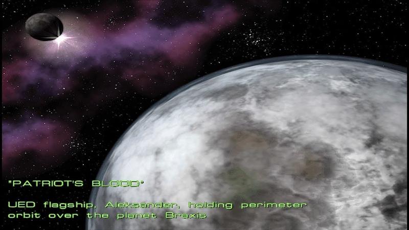 StarCraft: Brood War - Patriot's Blood (Level 7) (Terran)