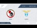 AFL18. Italy. Serie B. Day 16. Bari - Lazio