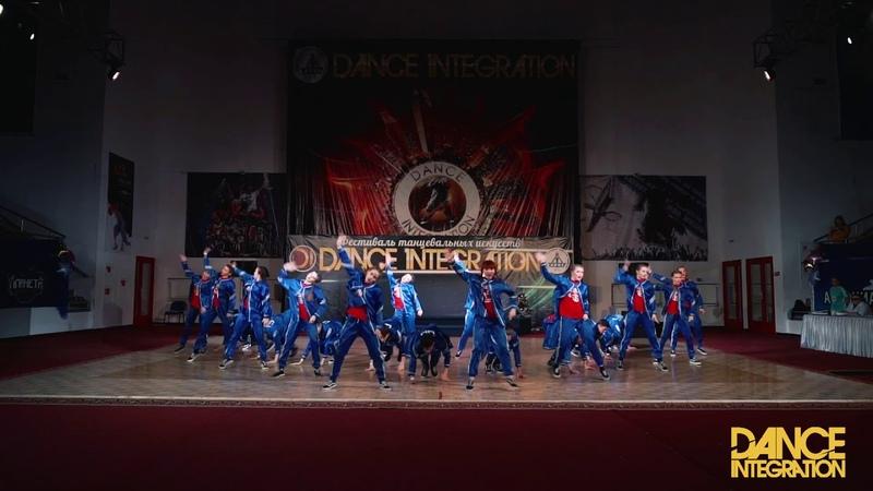Dance Integration 2018 - 32 - United BIT pro, Ухта