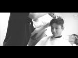 [VIDEO] 180820 Дино (HALO) - День, когда стригли волосы