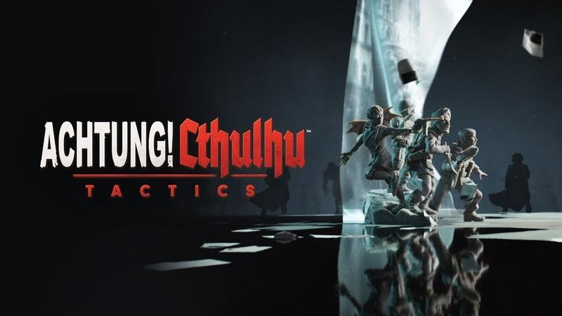 Релизный трейлер Achtung! Cthulhu Tactics (PC)