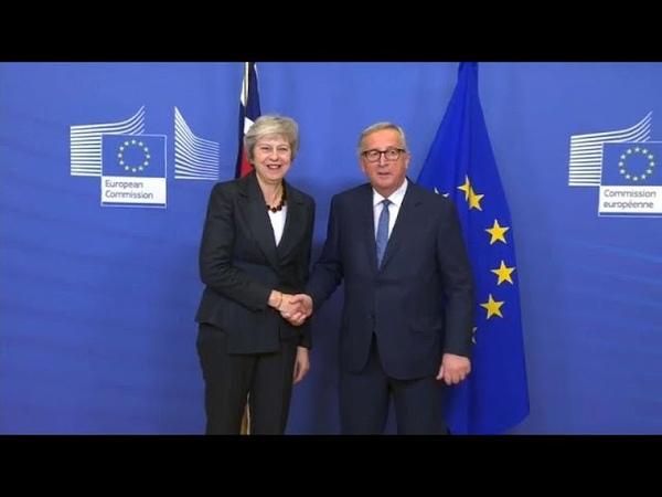 Брексит: переговоры с ЕС очень успешные, но ещё не окончательные…