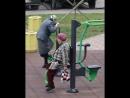 Посмотри какие бабушки Пусть все пожилые чувствуют себя так же прекрасно