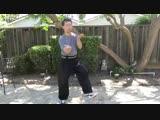 Wing Chun Kung Fu Wooden Dummy Set