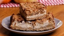 Apple Pie Spice Cheesecake Bars