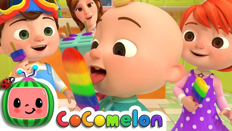 Colors Song Learn Colors CoCoMelon Nursery Rhymes Kids Songs