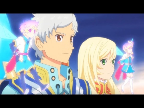 Tales of the Rays - Opening Intro