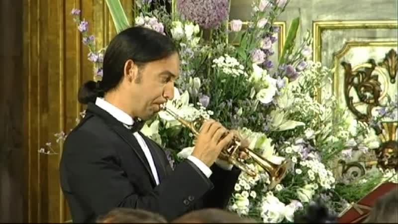 Handel - Trumpet Suite in D (Manuel Maria Moreno)