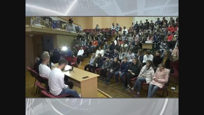 Буллингу нет В Харьковских школах детям рассказывают как избежать насилия
