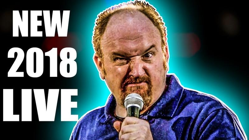 Louis CK NEW SET 12/16/2018 Governor's Comedy Club