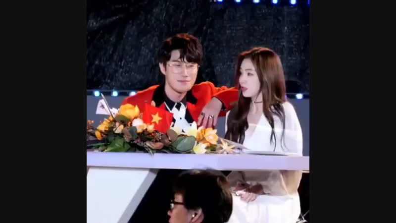 Irene scared of men and that's a fact