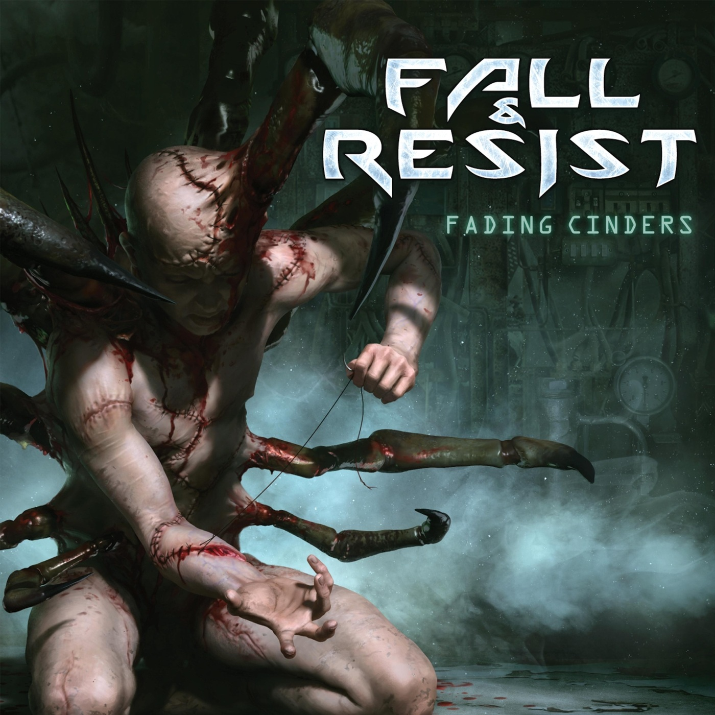 Fall and Resist - Fading Cinders (2018)