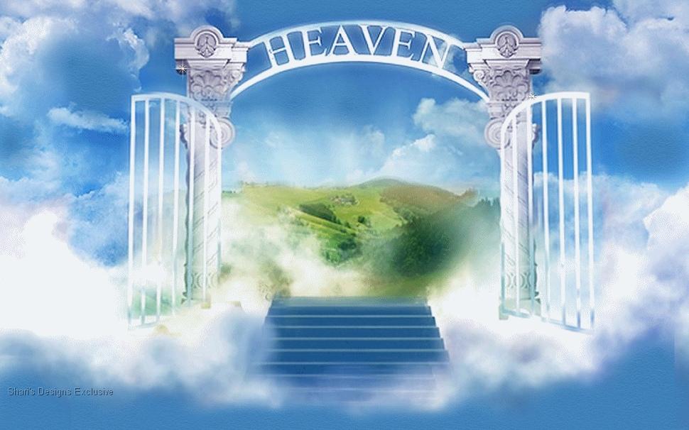 картинки с воротами в рай понравилась одно