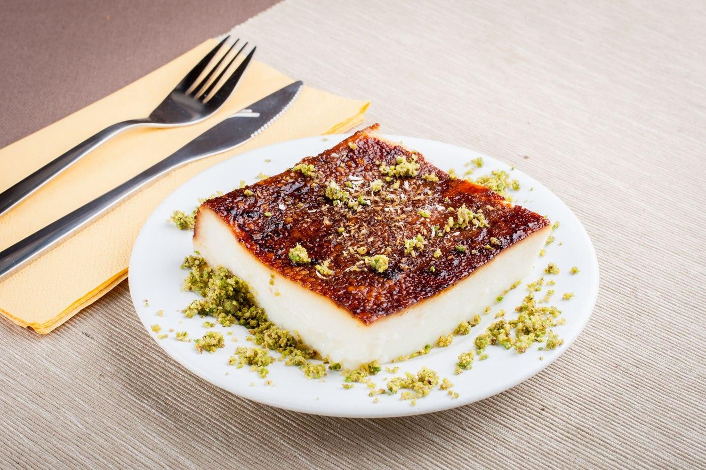 материк турецкие десерты рецепты с фотографиями этот