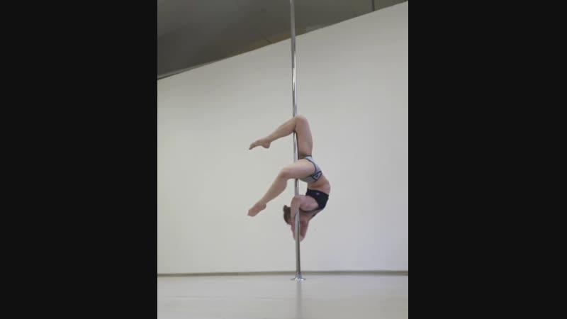 Людмила Букрина. Pole Dance Fitness | Kat's dance studio