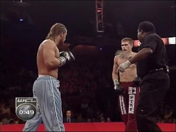 Armin Bosnian Princ Mrkanovic vs Stephen Wonderboy Thompson