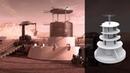 SEArch/Apis Cor - Phase 3: Level 4 of NASA's 3D-Printed Habitat Challenge