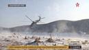 Военные приступают к ликвидации последствий оползня на реке Бурея