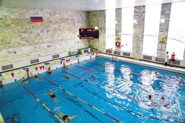 10 причин пойти в бассейн