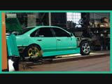 Nissan Cefiro даёт угла Remastered