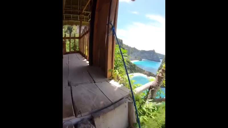 Beautiful view of Nusa Penida Island Indonesia