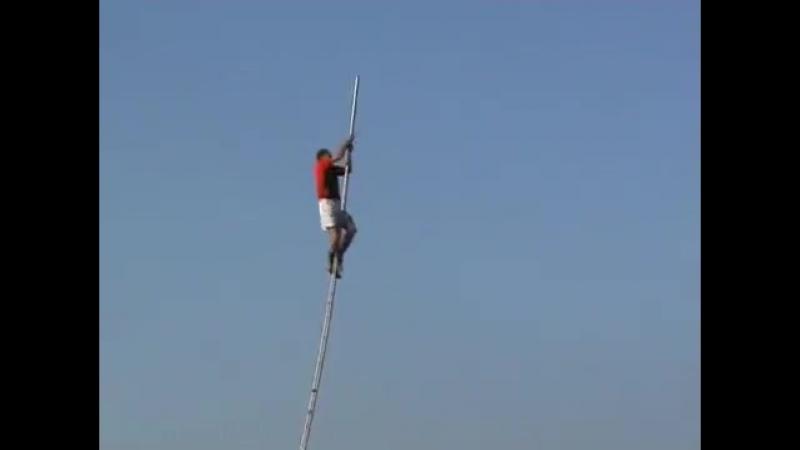 Польсстокферспринхен - самый нидерландский вид спорта