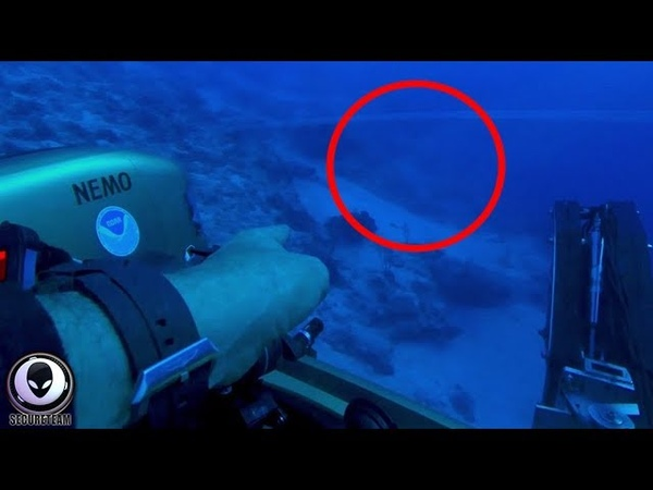 Diver Claims ALIEN SHIP Found Under Bermuda Triangle!