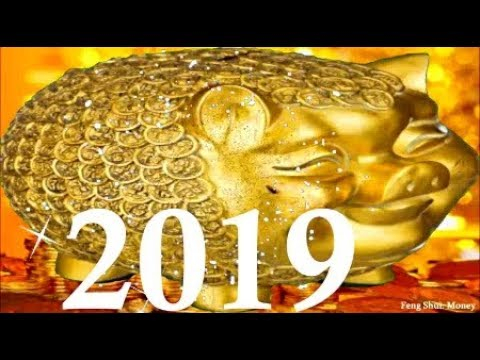 Feng Shui 2019 year of the Pig Money Luck and Prosperity
