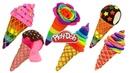Пластилин Play Doh Лепим Мороженое Поделки для детей из пластилина Плей До своими руками Игрушки 1