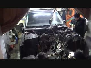 Range Rover за 200.000 р. Такое в моторе увидеть не ожидали.