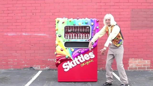 Skittles Boom Box (trackintags)