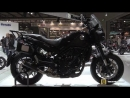 2018 Benelli Leoncino 500 Walkaround 2017 EICMA Motorcycle Exhibition
