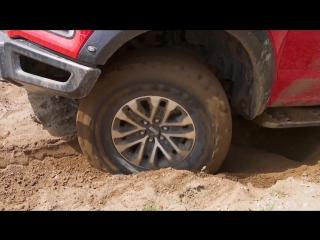 2019 Ford F150 Raptor – Trail Control – Demonstration