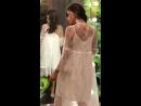 Платье из нежного кружева с расклешенными рукавами💕💕💕💕💕💕💕💕
