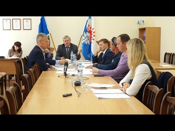 Депутаты Думы обсудили газификацию поселка Новое Медянкино Есть неприятные новости