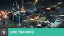 Scaleform to UMG with Six Foot Games   Live Training   Unreal Engine Livestream