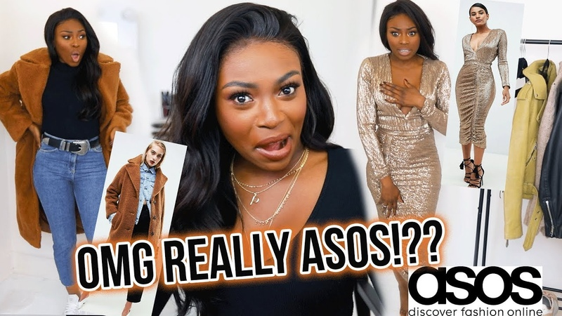 I WENT SHOPPING FOR AUTUMN OUTFITS ON ASOS AND MY WIG WAS SNAATTCHHHED!