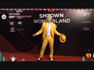 31.10.2018 onew (shinee) - sm halloween party