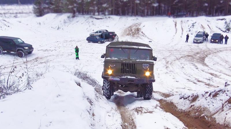 НЕВЕРОЯТНО!! Subaru проходимее ШИШИГИ Битва Патриот ПРОТИВ Jeep Grand Cherokee!