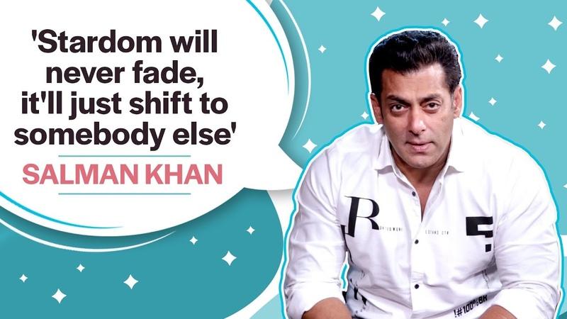 Bharat superstar Salman Khan gets candid on Shah Rukh Khan, Alia Bhatt, Dabangg 3 | AAYA NA TU