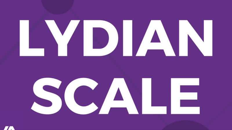 Lydian Scale - Vocal Exercise