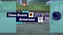 Winter Footbic League-2018/19. Тур 16. Osos Rusos 8-7 Атлетико