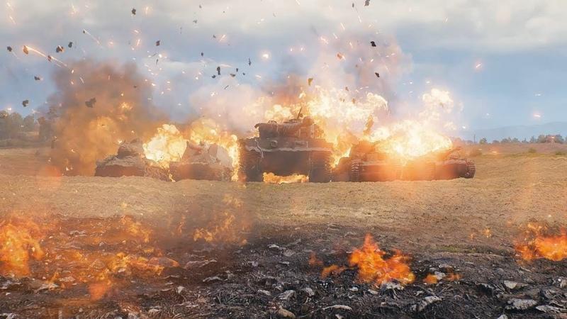 World of Tanks Cinematic Trailer 2018 1 0 0 best version