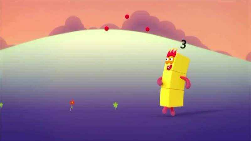 Numberblocks - Countdown to Christmas_ 1 DAY TO GO! _ Learn to Count _ Happy Holidays!