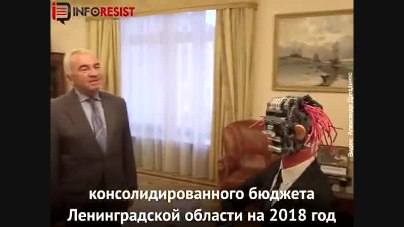 Рукожопые российские роботы из китайских деталей