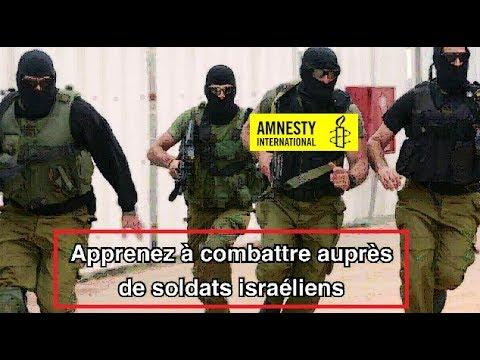 Censurée La Vidéo Qui Rend Fou les Sionistes Vacances en ISRAËL Amnesty International