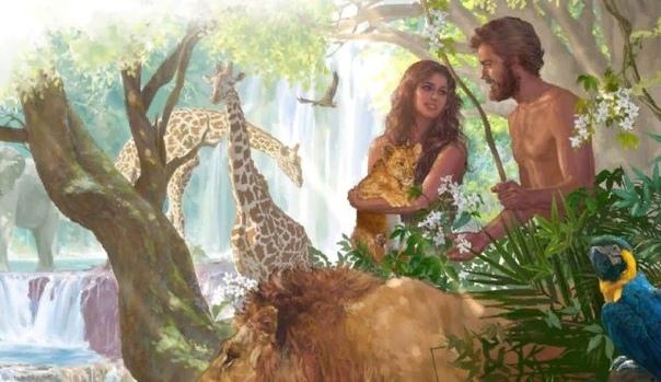 НОВЫЕ СКАЗКИ ПРО АДАМА И ЕВУ
