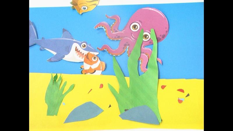 Олимп_Подводный мир