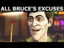 All Bruce's Excuses For Placing The Tracking Device On John BATMAN The Enemy Within Episode 2